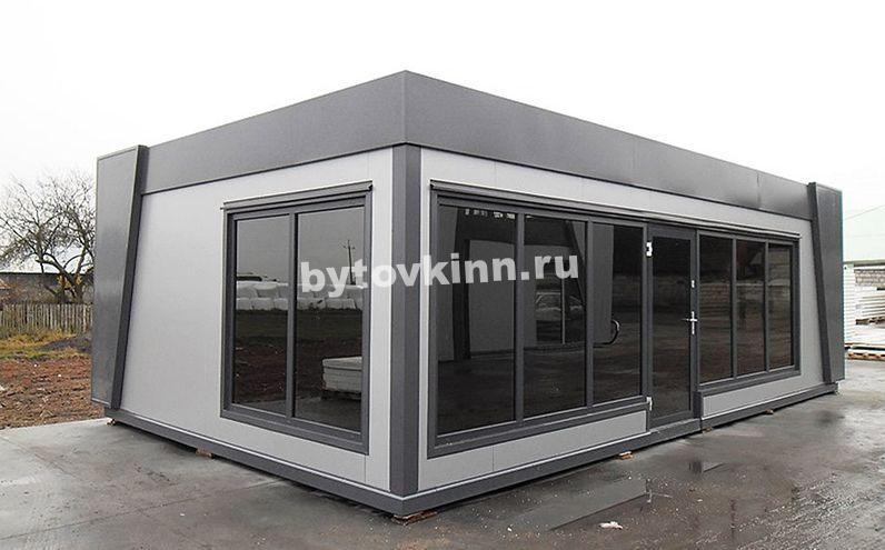 Модульные здания для магазинов в Нижнем Новгороде