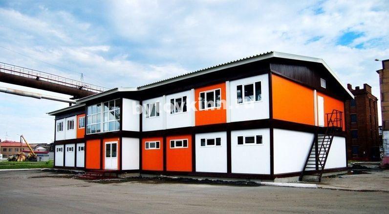 Строительство модульных промышленных/производственных зданий